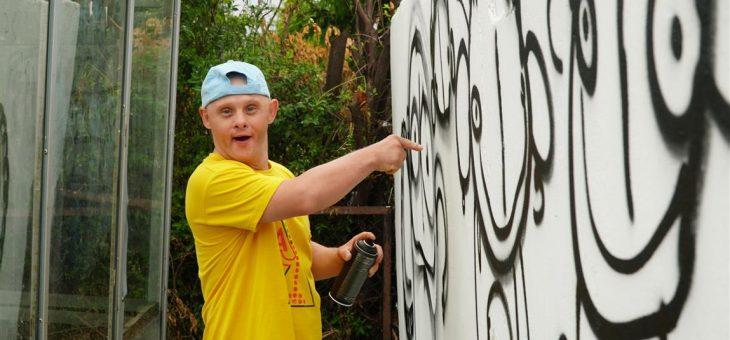 """Zdobyliśmy III miejsce w 5. edycji """"Olsztyn Street Art Garden"""" w kategorii rodzinnej"""