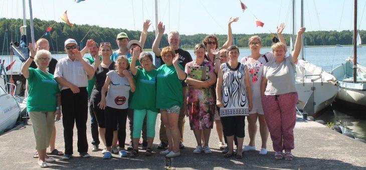 XV Festiwal Sportów Wodnych Osób Niepełnosprawnych w Giżycku
