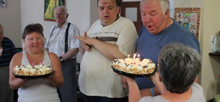 Urodziny Pana Henryka i Ireneusza