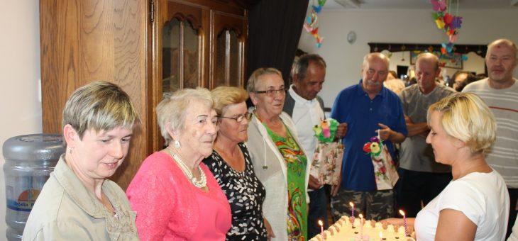 Urodziny Pań Jadzi, Adeli, Sabiny i Ireny