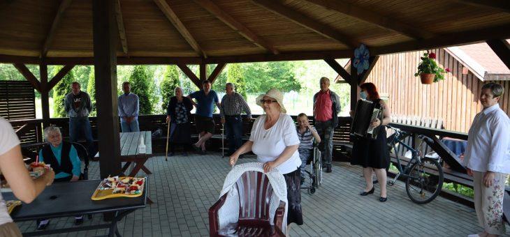 Urodziny Pań Teresy, Haliny, Marianny, Tatiany i Bogusławy