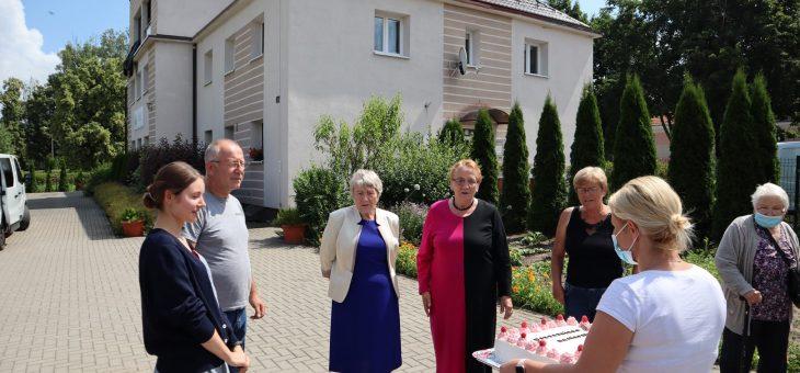 Urodziny Pań Sabiny, Adeli, Ireny i Kasi oraz Pana Jerzego